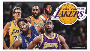 La Lakers Legendary